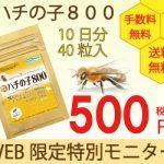 ハチの子800