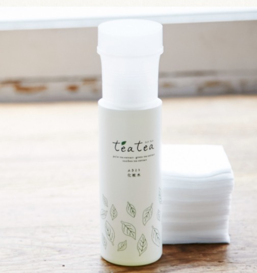 teatea(ティアティア)化粧水は芸能人も愛用!雑誌やメディアで人気