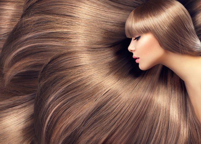 女性 髪の毛 広がり