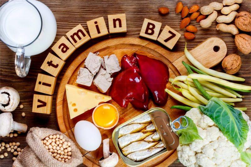 ビオチン ビタミンB7