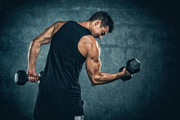 man training