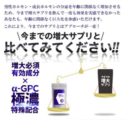 GNT-αとは