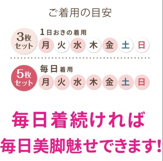 美脚ちゃん(Bikyaku-Chan)の使い方・着用方法