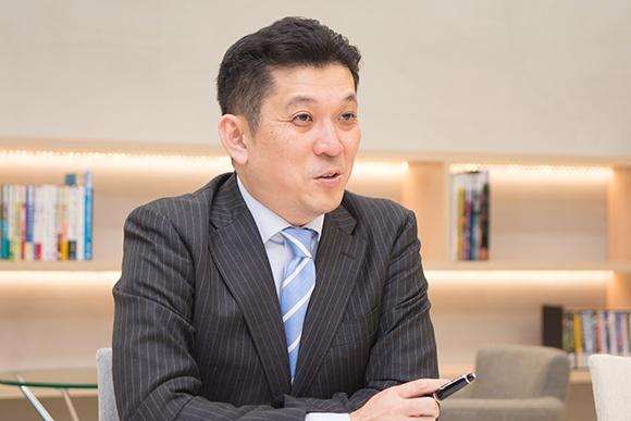 元ソフトバンク社長室長のトライオン社長三木さんの体験から生まれた集中型システム