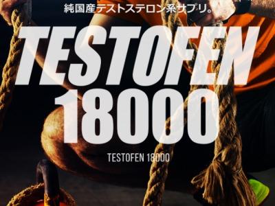 テストフェン18000