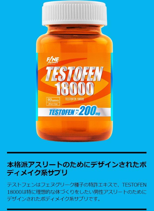 テストフェン18000とは