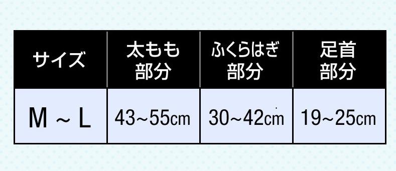 サイズ・サイズの選び方について