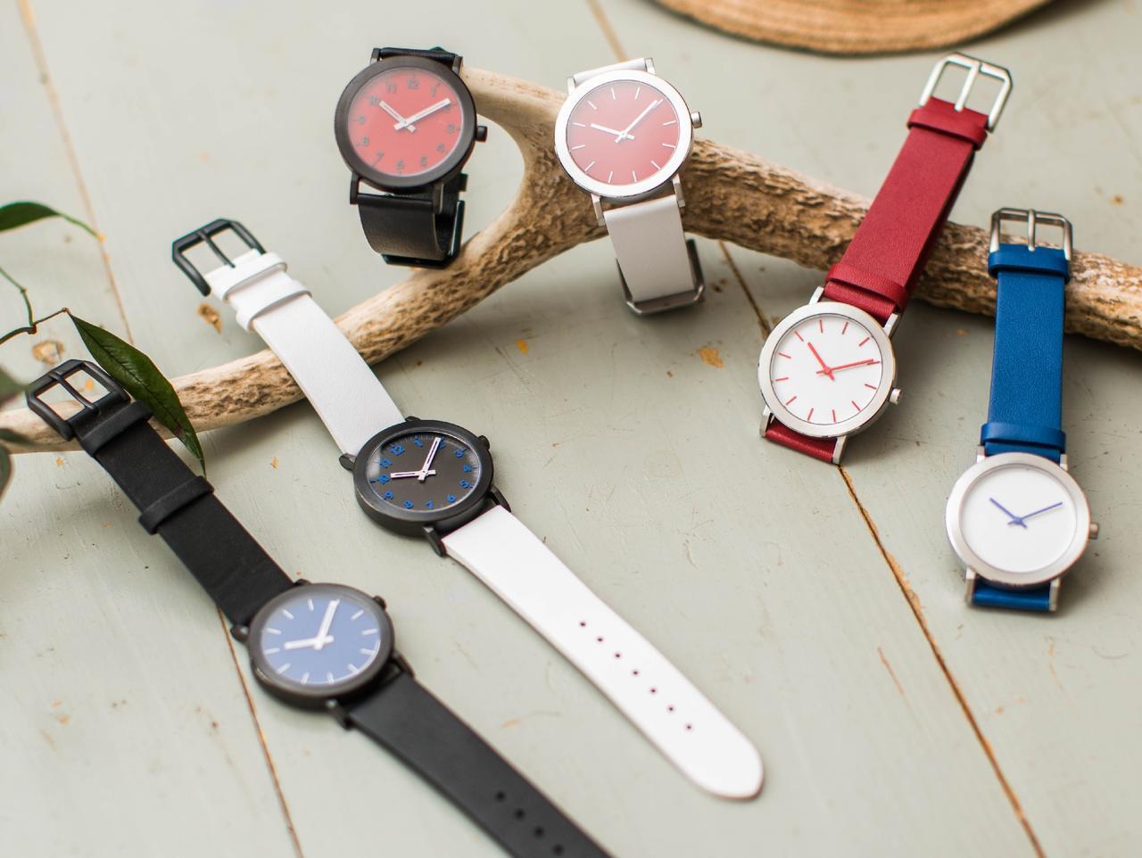 オーダーメイド腕時計SLANTとは