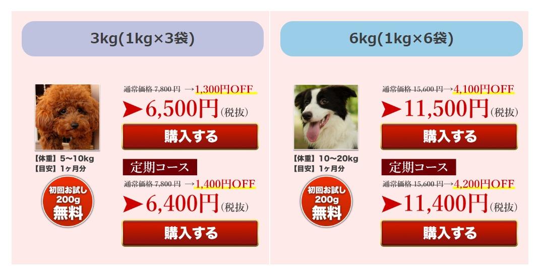最新!犬心の特別キャンペーン情報