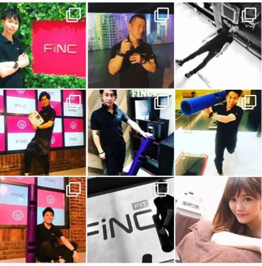 フィンクフィット(FiNC Fit)とは